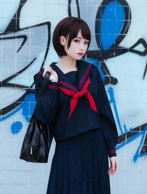 JK Daily Uniform COS College Summer Japanese School Uniforms JK Uniform School Girl Cosplay