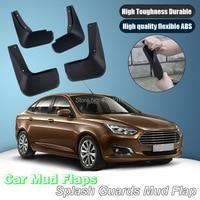 For Ford ESCORT Mudflaps Splash Guards Mud Flap Front Rear Mudguards Fender