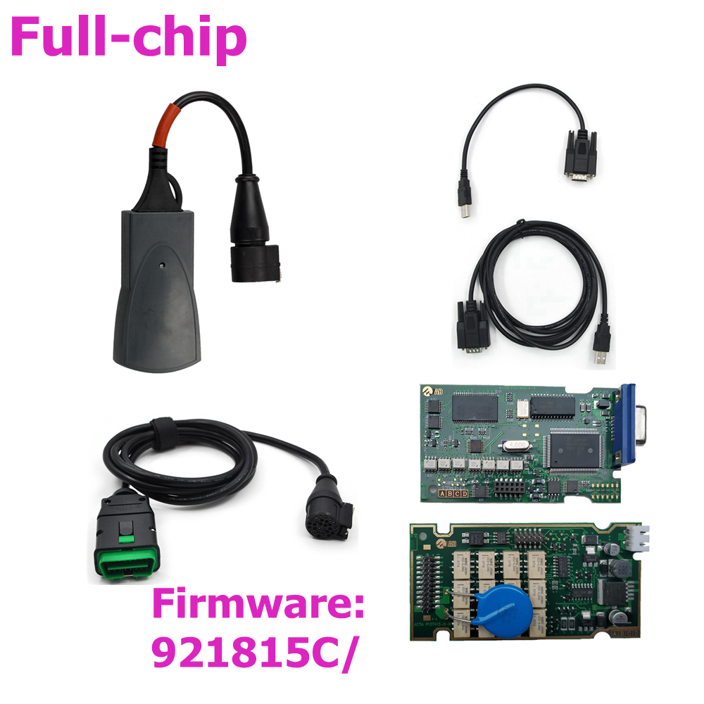 US $43 0 |Full chip version Diagbox7 83 Lexia 3 Lexia3 PP2000 for  Citroen/Peugeot diagnostic tool 921815C Firmware-in Code Readers & Scan  Tools from