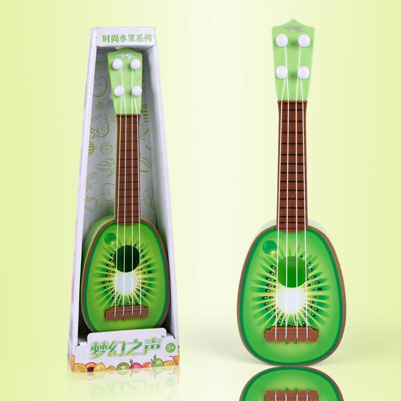 Simulyasiya gitarı Uşaq Musiqi Oyuncaqları Təhsil oyuncaqları - Öyrənmə və təhsil - Fotoqrafiya 3