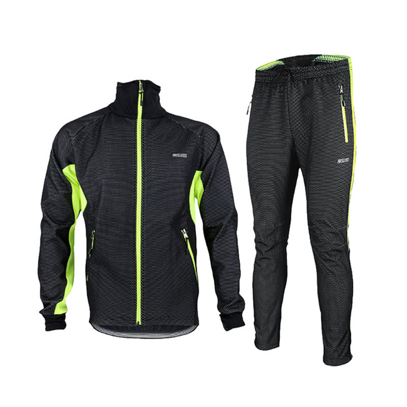 Qualified Wosawe Reflective Jackets Mtb Winter Clothing Thermal Cycling Men Velvet Collar Clothing Windproof Waterproof Ropa Coat Cycling Back To Search Resultssports & Entertainment