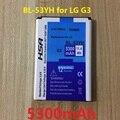 Nova chegada 5300 mah uso da bateria do telefone para lg g3 bl-53yh D830 D851 D855 D858 D857 D859 F400 D850 F460 F470 VS985