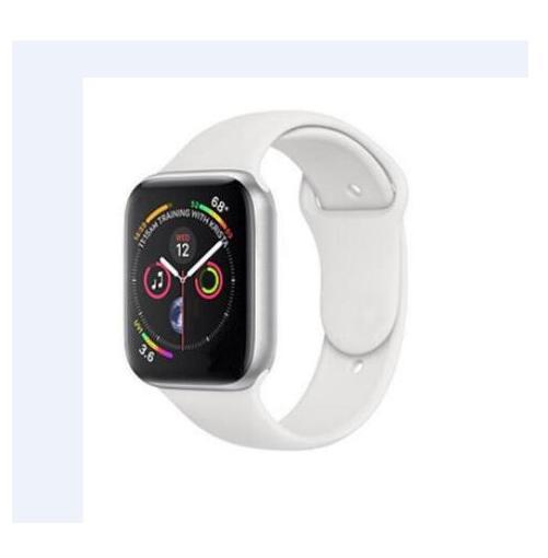 Traqueur de fréquence cardiaque Bluetooth montre intelligente série 4 SmartWatch pour Apple iOS iPhone Xiaomi Android téléphone intelligent Hua wei facebook