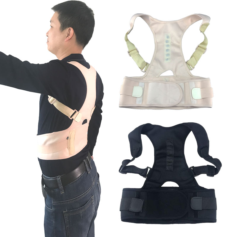 lumbar corset straight back correcteur posture rug correctie schouders rug ondersteuning redresse dos posture corrector brace