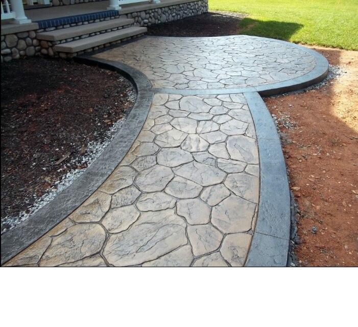 штамп для бетона