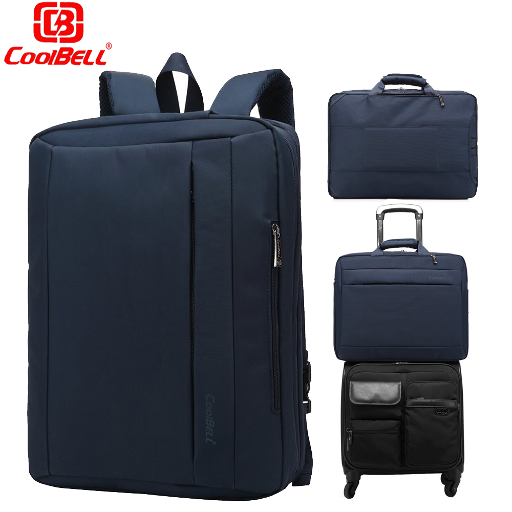 2017 Large Capacity Laptop Bag 17.3 15.6 inch Laptop Backpack Bag Women Men Travel Luggage Bag Briefcase Shoulder Messenger Bags