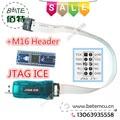 1LOT=1PCS AVR USB Emulator debugger programmer JTAG ICE for Atmel +1PCS ATMEGA16 JTAG simulation head