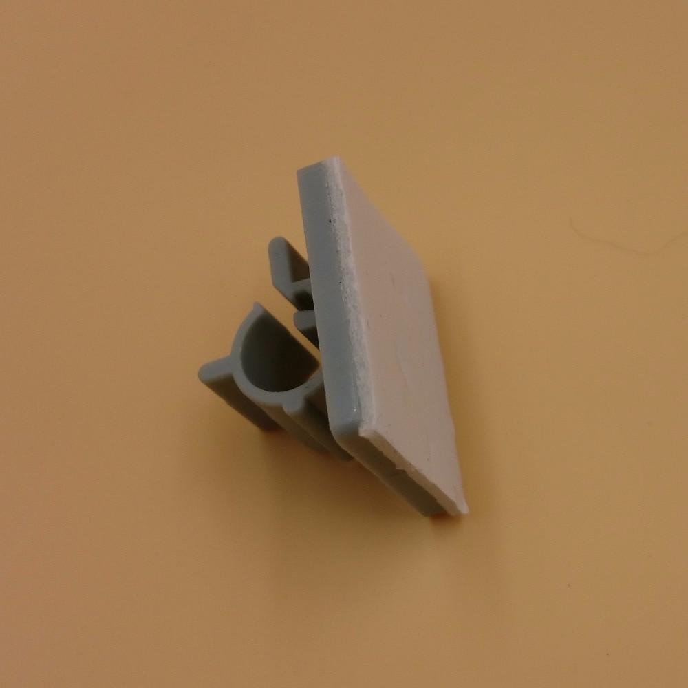 Freies Verschiffen 1/4 inch Fester Sitz Clip für Draht Kabel PE ...