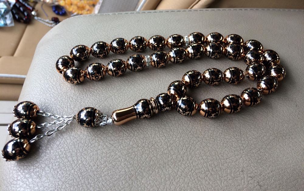 New Fashion Islamic Prayer Beads Rosary Gift Car Hanging Muslim Tasbih Misbaha Taspeeh Sibha Masbaha Tesbih Subha Tesbih Tesbih Muslimtesbih Islam Aliexpress