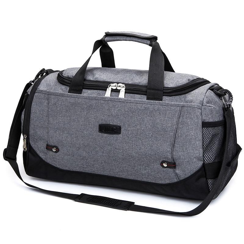 NoEnName_Null Ny rese väska Stor kapacitet Män Hand Handväska - Väskor för bagage och resor - Foto 1