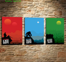 Minimalist Movie Poster Set Edition IV 3 Pieces Canvas Painting Print Living Room Home Decor Modern Wall Art Oil Painting Poster(China)