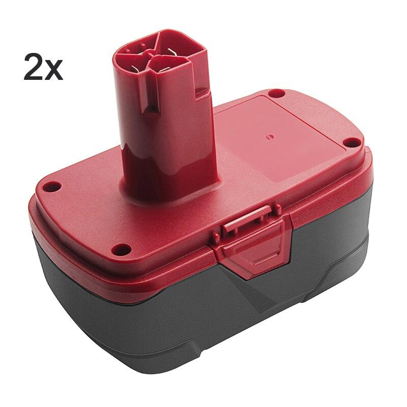 Baterías Cameron Sino 1500mAh batería de repuesto para CRAFTSMAN 10126