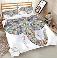 3D Постельное белье США Queen постельное белье King Size Набор пододеяльников для пуховых одеял комплект с наволочками 4/6 шт. постельное белье дома