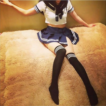 porn sexy underwear School Girl students uniform shirt+skirt erotic lingerie women sexy Costumes cosplay sexy lingerie hot 242