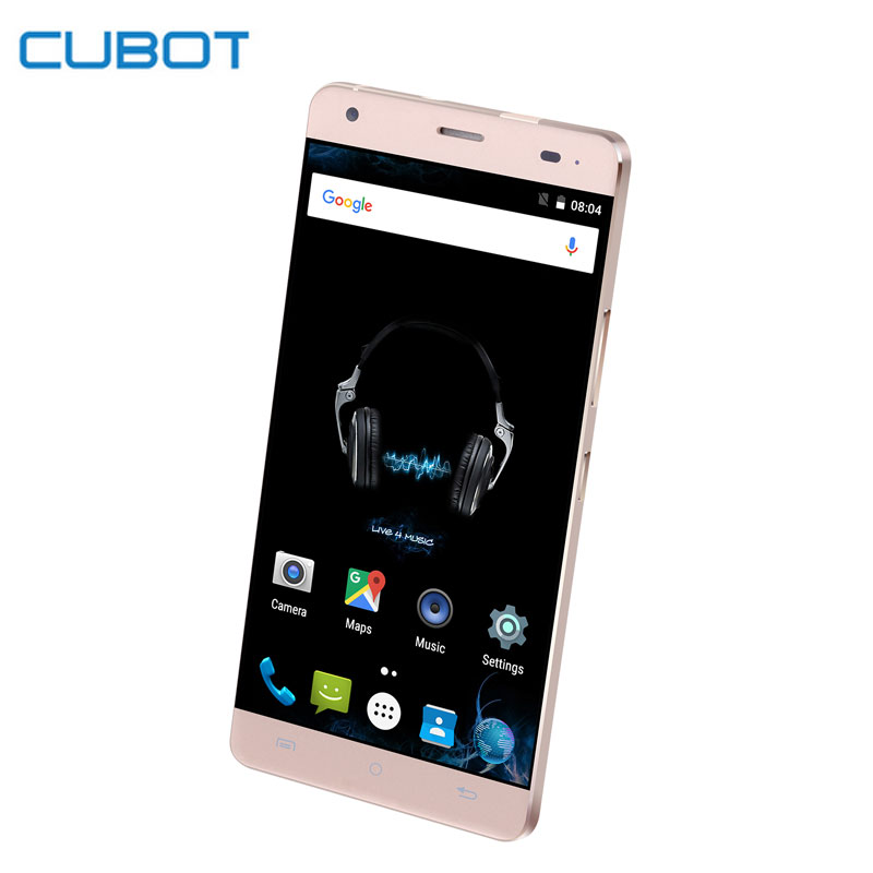 Cubot Echo 5 0 Inch 2GB RAM 16GB ROM 13 0MP Mobile Phone Smartphone Android 6