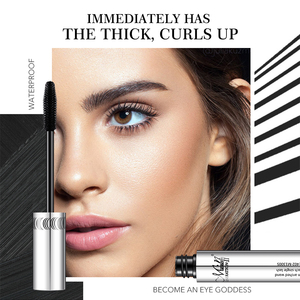 Image 4 - Menow Brand Makeup Curling Thick Mascara Volume Express False Eyelashes Make up Waterproof Cosmetics Eyes M13005