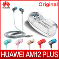 Original Huawei Honor Engine earphones AM12 Plus with mic Three Keys Drive-By-Wire 3.5 mm Headset Jack For Huawei Honor Phones