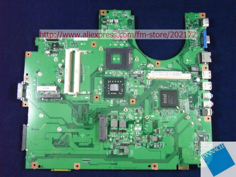 MBAYC01003 Motherboard for Acer aspire 8730 MB.AYC01.003 48.4AV01.021 BIG BEAR 2 M/B tested good mbpec0b009 motherboard for acer aspire 3810t 3810tg 3810tz 6050a2264501 su2700 cpu tested good