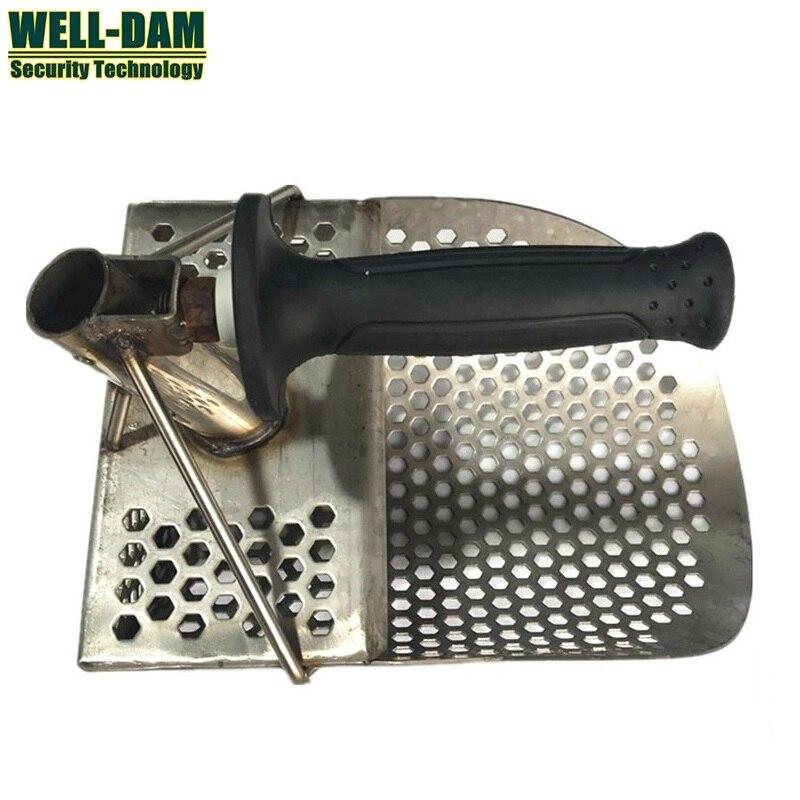 Sand Scoop Metal Detector,Water Stainless Steel Tool,Beach Detecting Tool hand held beach sand scoop stainless steel metal sand scoop