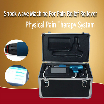 Newest Shockwave Therapy Machine Extracorporeal Shock Wave Device Acoustic Arthritis Physical Muscle Pain Relief Reliever System