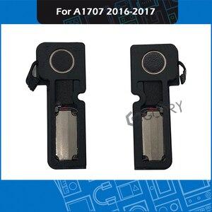 """Image 2 - A1707 haut parleur gauche et droite pour Macbook Pro Retina 15 """"A1707 ensemble haut parleur 2016 2017 EMC 3072 EMC 3162 utilisé"""