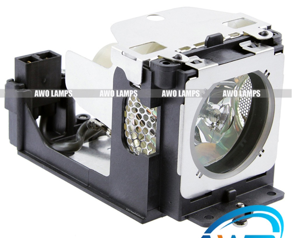 AWO Compatible Projector Lamp 610-347-8791 / LMP139 with High Quality Bulb Inside for SANYO Projectors  PLC-XE50A/XL50A/XL51A genuine projector bare bulb 610 347 5158 poa lmp137 for sanyo plc wm4500 plc xm100 plc xm100l plc xm5000 plc xm80l projectors