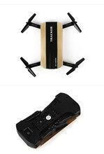 Foldable Selfie Drone Dron Tracker Phone Control Mini Drones