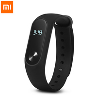Xiaomi MiBand 2 Smart Wristband Fitness Tracker Smartband Mijia Miband Bracelet Smart Band Heart Rate Monitor