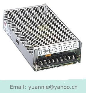 Free shipping CE approved 100% Guarantee wholesale and retail switching power supply ac voltage regulator(S-200-24)