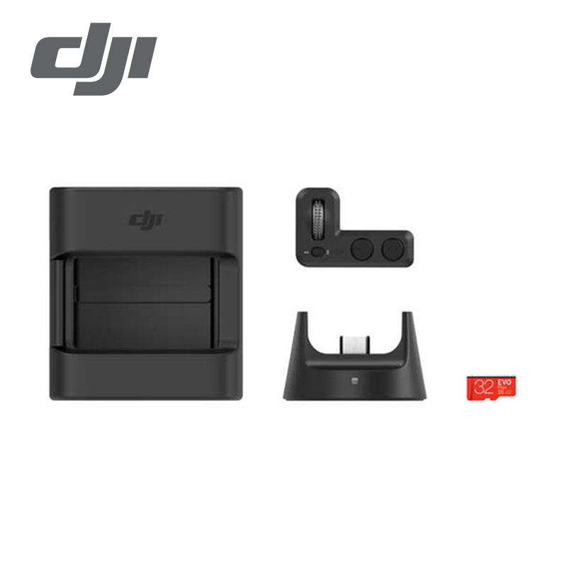 DJI Osmo Pocket Expansion Kit Controller Wheel Wireless Module Accessory Mount for DJI OSMO Pocket Accessories