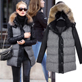 Hot Sale! 2016 New  Fashion Winter Women Wadded Female Outerwear Thickening Wadded Coat Parka