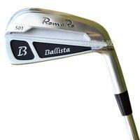 Neue Golf Clubs RomaRo Ballista 501 Golf irons 4 9 P Clubs irons Stahl oder Graphit Golf welle und eisen Griffe Kostenloser Versand-in Golfschläger aus Sport und Unterhaltung bei