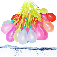 111pcs/bag Bunch Of Colorful Water Balloons Bunch  ...
