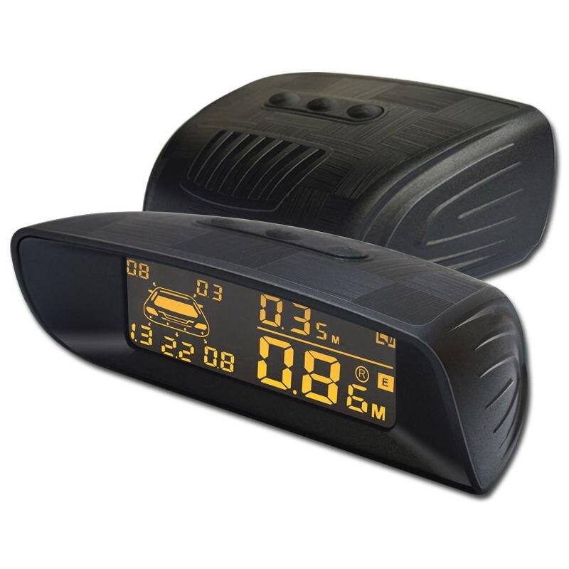 Lcd Auto voiture Lcd moniteur Parking capteur Kit Automobiles aide au stationnement Parktronic détecteur arrière système de Radar de recul