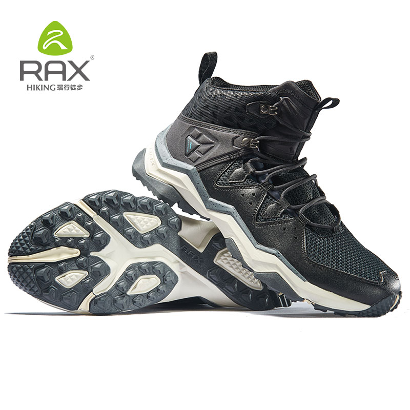 RAX Men Mountain Shoes Outdoor Hiking Shoes for Summer Women Trekking Sneakers Breathable Lightweight Outdoor Shoes Men 81-5B446
