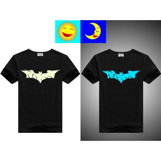 DMDM PIG Boys Luminous Short Sleeve T-Shirts For Girls Tops 8 11 12 13 Years Children Spiderman Tshirt Baby T Shirt Kids Clothes 3