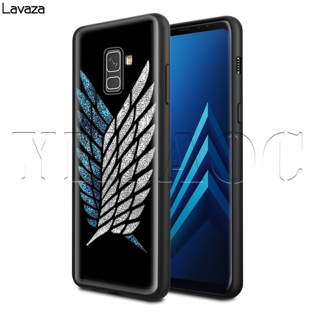 Attack on Titan Case Cover for Galaxy A and S Series
