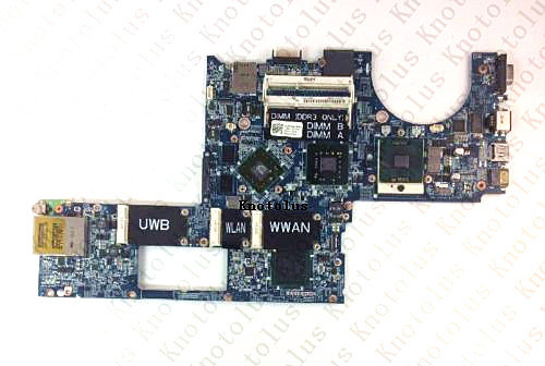 CN-0P743D 0P743D DA0RM2MBAH0 for DELL Studio XPS 1640 laptop motherboard DDR3 PM45 HD3670 Free Shipping 100% test ok