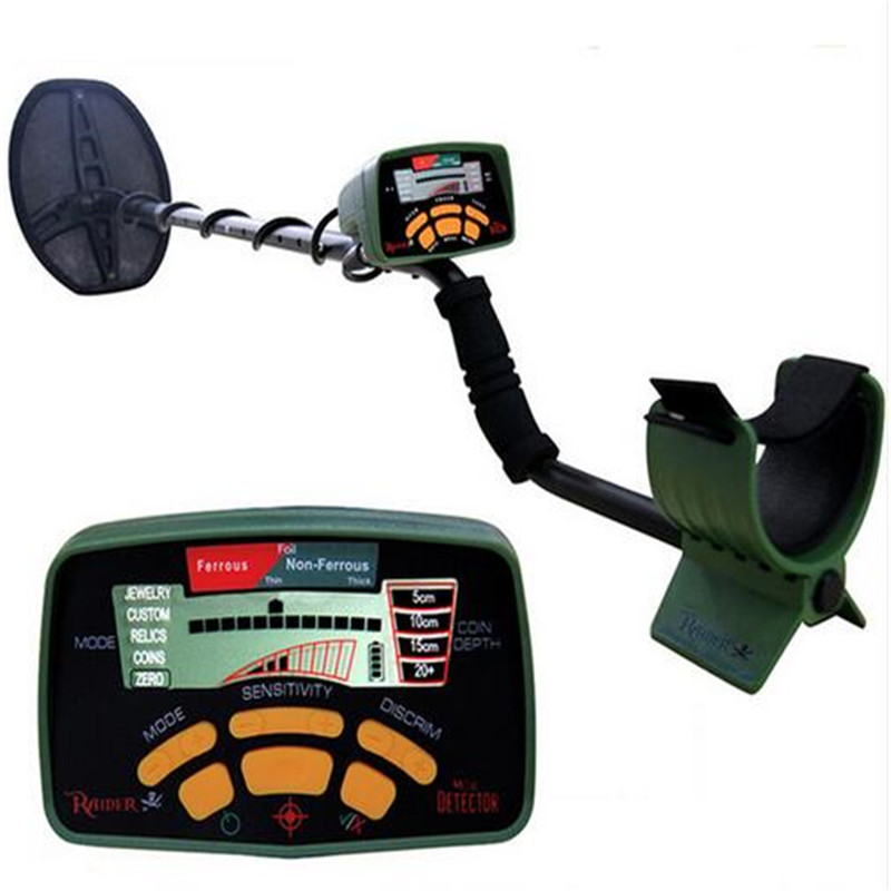 Two Years Warranty MD-6350 Underground Metal Detector Gold Digger Treasure Hunter MD6350 Professional Detecting Equipment professtional md 6350 underground metal detector gold digger detectors md6350 treasure hunter detector circuit metales finder