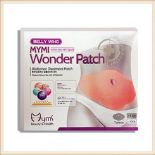 120pcs wholesaler price MYMI Wonder Slimming Patch Belly Abd