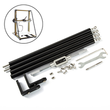 Upgrade Supporting Rod Set kit Front Bracket V Slot Wheels Z cable for Creality 3D CR-10 CR-10S CR-10S5 3D Printer Parts