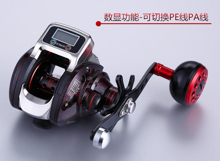 Max Arraste 5 kg display digital roda