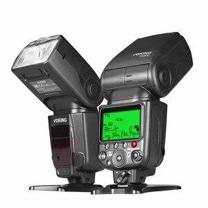 Image 2 - Voking cámara externa VK800 I TTL, Flash Slave speedlite para Nikon Cámaras SLR digitales + regalo