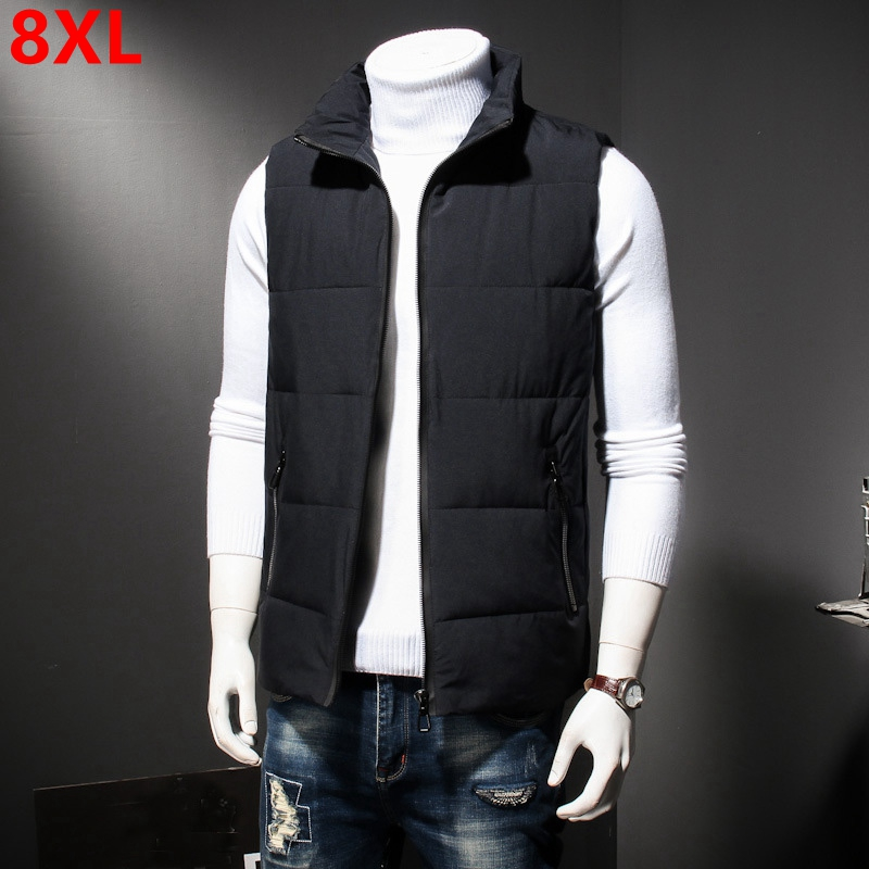 Thickening Parkas Men 2018 Winter Jacket Men s Coats Male Outerwear Fur Collar Casual Long Cotton