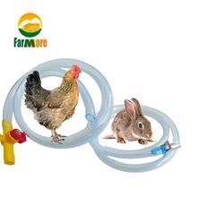 1 м курица кролик питьевой воды шланг для питьевой фонтан птица водопровод оборудование для содержания кролика трубы Аксессуары Инструмент