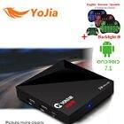 Yojia 2GB 16GB A5X Plus Android 7.1 TV BOX RK3328 Rockchip 1GB 8GB 2.4G WIFI 100M LAN HD2.0 USB3.0 4K PK Z28 TV Media Player