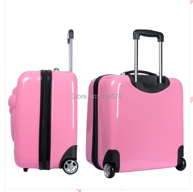 Aliexpress.com : Buy 18 inches child lovely travel luggage on ...