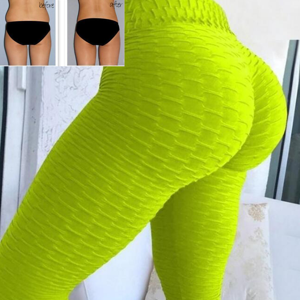 Anti-Cellulite Compression Leggings  1