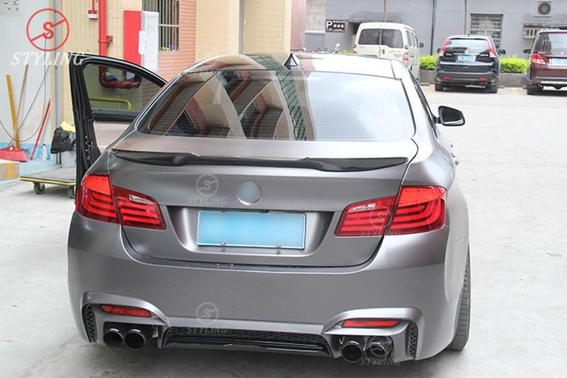 License Plate Base Primered Genuine For BMW E39 5-Series 525i 528i 530i 540i M5