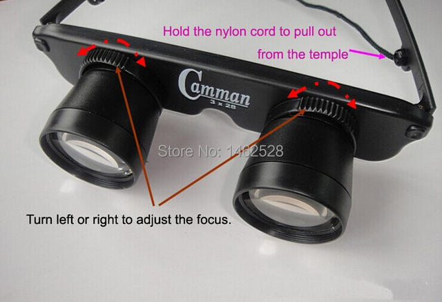 2014 new fisheye lens telescope fishing versatile telescope fishing